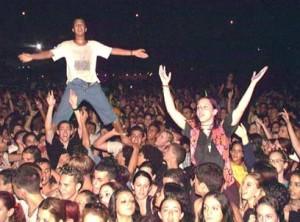 פסטיבל ערד בשנת 94. צילום: עיריית ערד