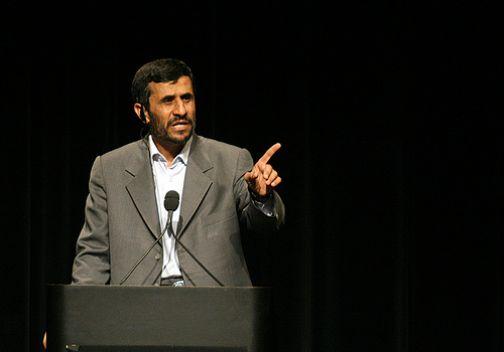 אחמדינג'אד בברכה לכבוד ראש השנה: